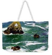 Ocean Rock Weekender Tote Bag