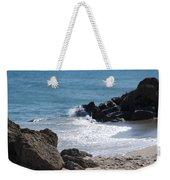 Ocean Rocks Weekender Tote Bag