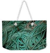 Ocean Ropes Weekender Tote Bag