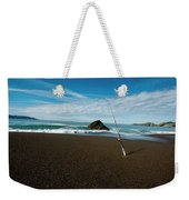 Ocean Side Lunch - San Francisco Bay Weekender Tote Bag