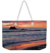 Ocean Sky Awash In Color Weekender Tote Bag