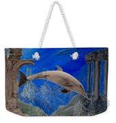 Ocean Splendor Weekender Tote Bag