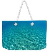 Ocean Surface Reflections Weekender Tote Bag