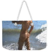 Ocean Thoughts Weekender Tote Bag