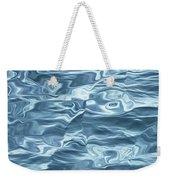 Ocean Waves_1 Weekender Tote Bag