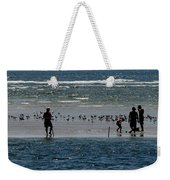 Ocean Way Weekender Tote Bag