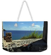 Ocean Window Weekender Tote Bag