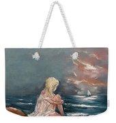 Oceanic Relaxation Weekender Tote Bag