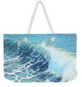 Ocean's Might Weekender Tote Bag