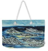 Oceans Of Worlds Weekender Tote Bag