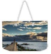 Ocean's Skys Weekender Tote Bag