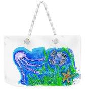 Oceans Wonders  Weekender Tote Bag