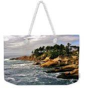 Oceanside - Depoe Bay Weekender Tote Bag