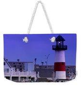 Oceanside Light Weekender Tote Bag