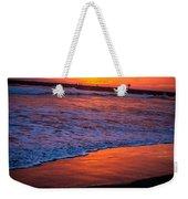 Oceanside Sunset Weekender Tote Bag