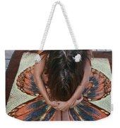 Ochopee Fl. Butterfly Weekender Tote Bag