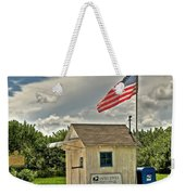 Ochopee Florida Post Office  Weekender Tote Bag