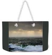Ochre Sky's And Angry Seas 2 Weekender Tote Bag