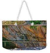 Ocoee Dam Reflection Weekender Tote Bag