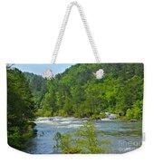 Ocoee River Weekender Tote Bag