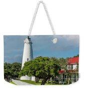 Ocracoke Island Lighthouse  Weekender Tote Bag