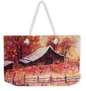 October Barn Weekender Tote Bag