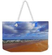 October Beach Weekender Tote Bag