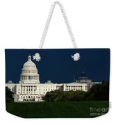 October Capitol Weekender Tote Bag