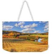 October Countryside 3 Weekender Tote Bag