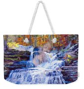October Falls Weekender Tote Bag