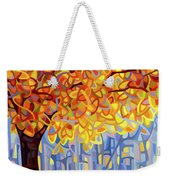 October Gold Weekender Tote Bag