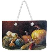 October Harvest Weekender Tote Bag