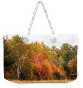 October In Maine 4 Weekender Tote Bag