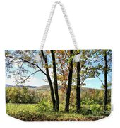 October In Vermont Weekender Tote Bag