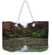 October Leaves Weekender Tote Bag
