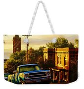 October Light In Duluth Weekender Tote Bag