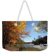 October Light Weekender Tote Bag