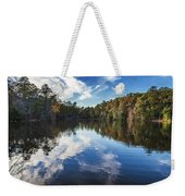 October Reflections Weekender Tote Bag