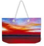 October Sky  Weekender Tote Bag