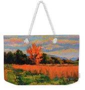 October Sky Weekender Tote Bag