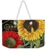 October Sun II Weekender Tote Bag