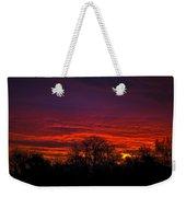 October Sunrise 2 Weekender Tote Bag