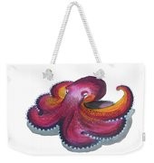 Octopus Dance Weekender Tote Bag