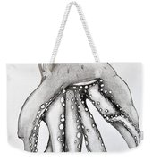 Octopus Of The Sea Weekender Tote Bag