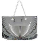 Oculus World Trade Center Wtc Transportation Hub Weekender Tote Bag