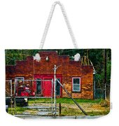 Odd Little Place Weekender Tote Bag