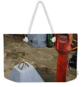 Odds And Ends And Shapes Weekender Tote Bag