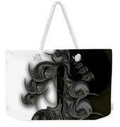 Ode To Aesthetic Dimensionality Weekender Tote Bag