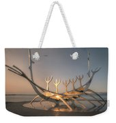 Ode To The Sun 0635 Weekender Tote Bag