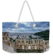 Odeon Of Herodes Atticus - Athens Greece Weekender Tote Bag